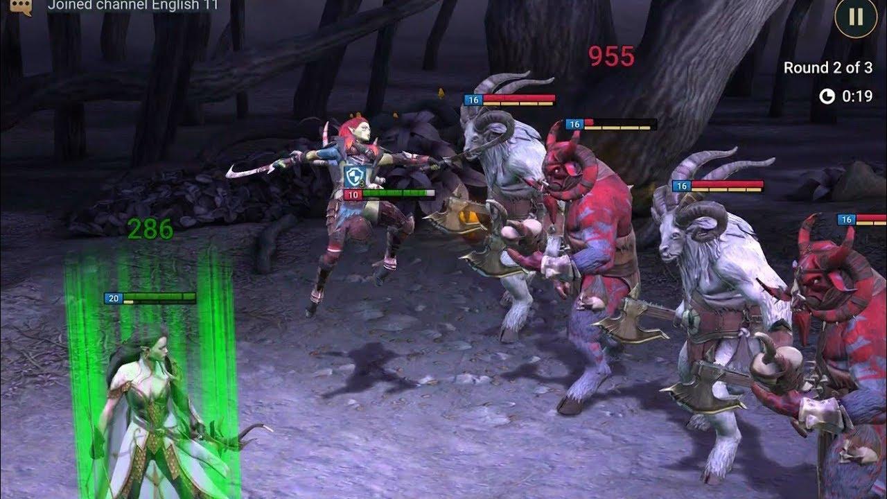 raid shadow legends mod apk 3200 with unlimited coins