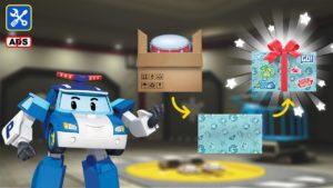 Robocar Poli Mailman Mod Apk