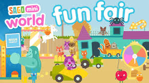 Sago Mini Fun Fair Mod Apk