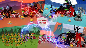 Stickman Battle 2020 Mod Apk
