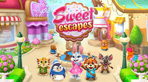 Sweet Escapes Mod Apk