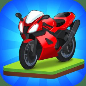 Merge Bike game Mod Apk