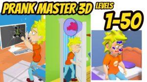 Prank Master 3D Mod Apk