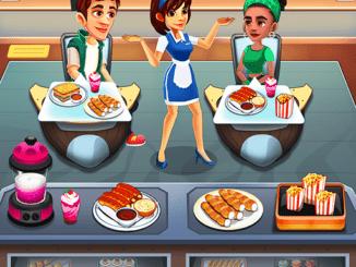 Cooking Cafe - Food Chef Mod Apk