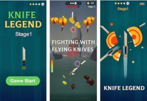 Knife Legend 2021 Mod Apk