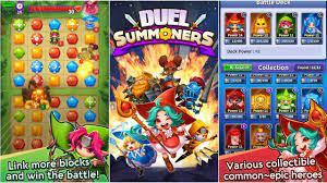 Duel Summoners Mod Apk