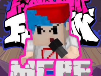 Friday Night Funkin New Week Battle Mod for MCPE Mod Apk