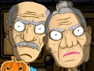 Grandpa and Granny 3 Mod Apk