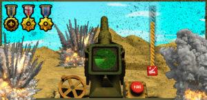 Mortar Clash 3D: Battle Games Mod Apk