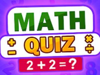 Math Quiz Mod Apk