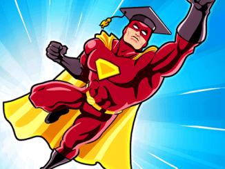Super Hero Flying School Mod Apk