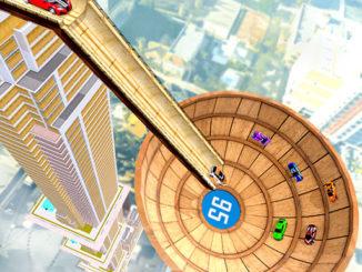 Well of Death Car Stunt Games Mod Apk