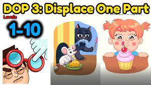 DOP 3: Displace One Part Mod Apk