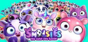 Smolsies - My Cute Pet House Mod Apk