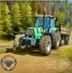 Tractor Trolley Cargo Mod Apk